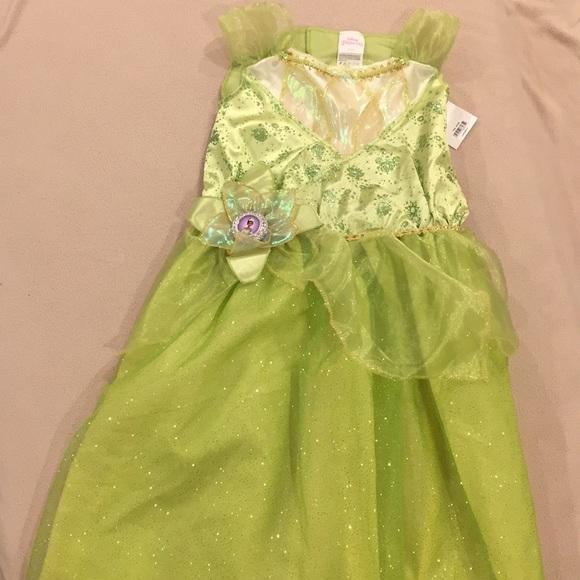 New DISNEY PARKS Tiana Pants Body Suit Pants Bib Set Size 12 Months  Cinderella